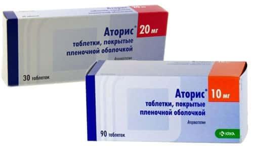 Аторис считается более мягким очищенным препаратом