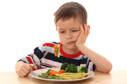Отсутствие аппетита при герпангине