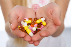 Препараты для лечения герпесной ангины