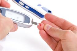 Сахарный диабет - причина фарингита