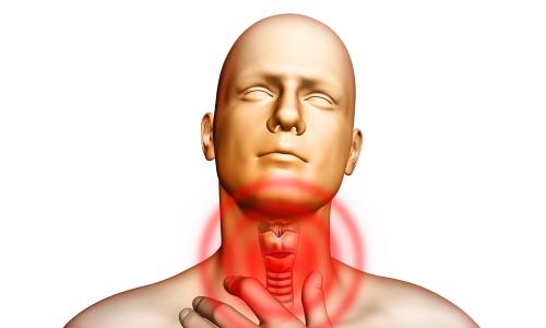 Боль в горле при аденоидах