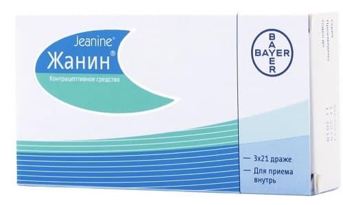 Жанин меняет структуру эндометрия, препятствуя внедрению в него оплодотворенной яйцеклетки