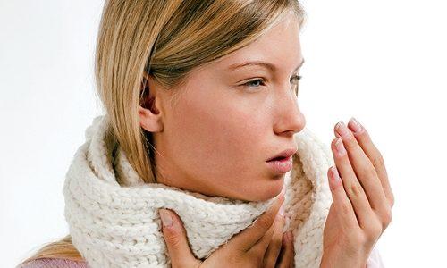 Проблема кашля при ларингите
