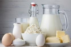 Молочные продукты при гнойной ангине