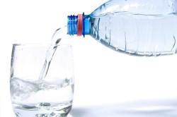 Польза минеральной воды при ларингите