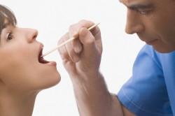 Визуальная диагностика заболеваний горла